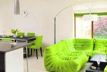 Living Room * Lime