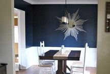 Kitchen and Diner * Dark Blue