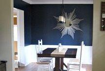 Kitchen and Diner * Dark Blue