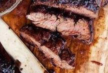 Beef, Pork & Lamb Recipes / Meat lover's heaven. Beef, pork, lamb, and sausage recipes. We got you covered!