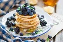 Breakfast & Brunch Ideas & Recipes / A great day starts from a great morning. A great morning starts from a great breakfast. A place for breakfast and brunch ideas, with many beautiful recipes.