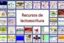 LECTOESCRITURA / by María José Conde Sendín