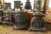 Stoves,Radiators & Fireplaces / by Frank H