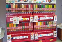 """Gummies, Jelly Belly & More... / We carry many other """"non-chocolate"""" treats as well. Jelly Belly products, Gummies, Suckers & so much more!!  www.hanselandgretelcandykitchen.com  1-800-524-3008"""