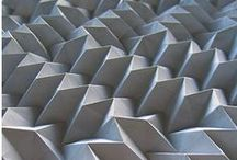Tesselations / Tesselations, facets, interlocking pieces and origami