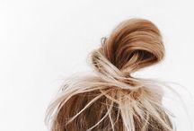 • h a i r s p i r a t i o n • / For all those bad hair days