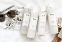 #OUAIAddicted / Straight, Wavy, Curly or Frizzy? Girl, we've got you! Getting you #OUAIaddicted, one bottle at a time.