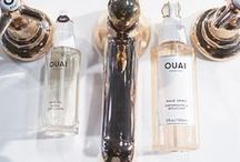 OUAI Treatment / Treat your hair the way you want to be treated. The OUAI Hair Oil and Treatment Masque will be your best friends, making you OUAIve goodbye to damaged hair and frizz.