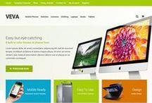 Virtuemart Templates / Responsive virtuemart templates we have designed for Joomla and Virtuemart