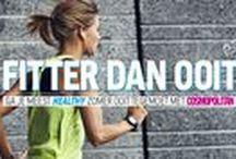 Cosmo Fitter Dan Ooit / Health en Fitness: 30 dagen fitter dan ooit challenge