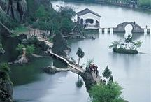 Chinese Travel Destinations / Check out these cool spots if you're planning a trip to China.