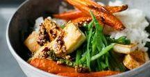 Asian Vegetarian & Vegan Recipes / The best Asian vegetarian and vegan recipes around the web.