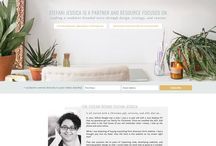My website ideas