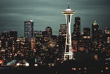 all about seattle / by Emily