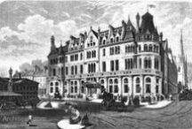 History and Heritage / Since 1863 the The Duke of Cornwall Hotel has remained a focal point of Plymouth's landscape.