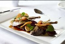 """Food at """"The Duke"""" / Delicious dishes from The Duke of Cornwall Hotel."""