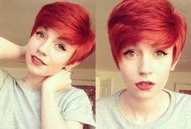 Hair! ✝☯★☮ / by Katelyn Wesley