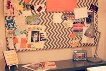 College/ Dorm Room / by Sarah Hoffman