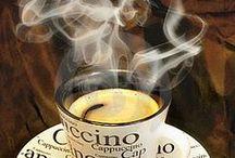 Coffee love / by Kristine Blan