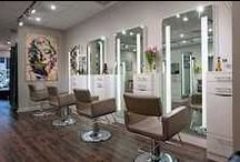 Beautiful Custom Beauty Salon Designs / The looks are different but the Design is timeless, Beauty is in the eye of the beholder and here is the best of the best