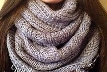 scarves ♥
