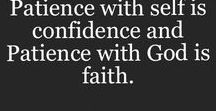 Foundation of Faith / Build a foundation of Faith so you can stand strong no matter what the storms.