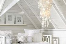 heavenly space in the attic