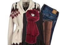 Fall/Winter Outfits / Woman fashion