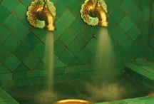 Groen! / Ik heb iets met de kleur groen, net als wonen in het groene hart van Frankrijk.