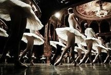 Ballet de Corps / Ballet Companies, Schools, and Events - Across the Country and Around the World / by Kristine Blan
