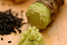 Wasabi's use / Wasabi is a very healthy way to get Zing into your life...