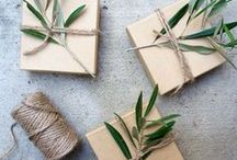 WRAPPING / create - wrap - surprise - share love