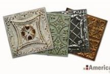 TIN | Classic & Modern Patterns / Check out all the beautiful patterns offered by American Tin Ceilings.