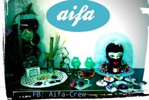 Aifa eco-fashion / Fashion by Aifa