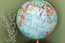 GreatBigWideWorld / {....Globe Love....}