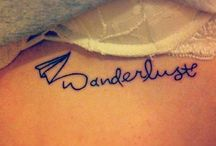 Wanderlust / The Urge Within Me to Wander Is Strong...