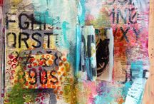 Art Journal Love <3 / A Million Beautiful Ways to Tell the Story...