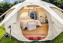 Only Way To Camp / Innovation & technology to turn even me into an camper...