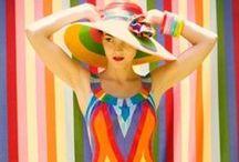 Technicolour Beauty / Live colourfully !
