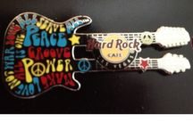 Hard Rock Pins / Serious Affection for the Hard Rock, & an almost addict-like urge to collect/horde these pins...
