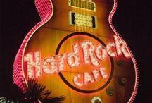 Hard Rock Cafe / I wont be happy till I've seen them all...