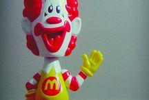 McHappy / I loved McDonalds as a kid, & looking back I feel like I almost grew up there...