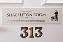 Sir Ernest Shackleton @ The Duke / Sir Ernest Shackleton stayed at the Duke on the night of 7th August 1914 before his ship 'Endurance' set sail for the Antarctic. To mark the 101st Anniversary, we refurbished one of our bedrooms, which now features images of the ship Endurance, some special books detailing the voyage and memorabilia. To read our blog post, please visit our website.