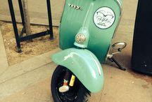#vespa / Dedicado al mundo de las motos vespa