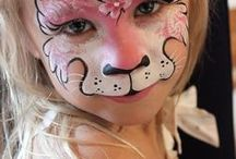 Children's make up Inspiration