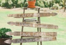 Rustic Weddings / We love rustic weddings over at The Vintage Way but they have to be done right. View our board to get inspiration on how to DIY your rustic wedding like a professional.