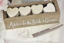 Wedding Guestbooks / Try something a little different for your guest book