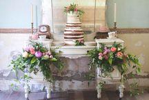 Wedding Cake Display ideas