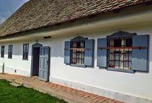 Magyar parasztházak