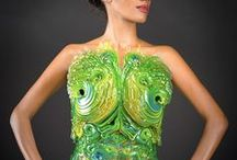 3D Printer Fashion